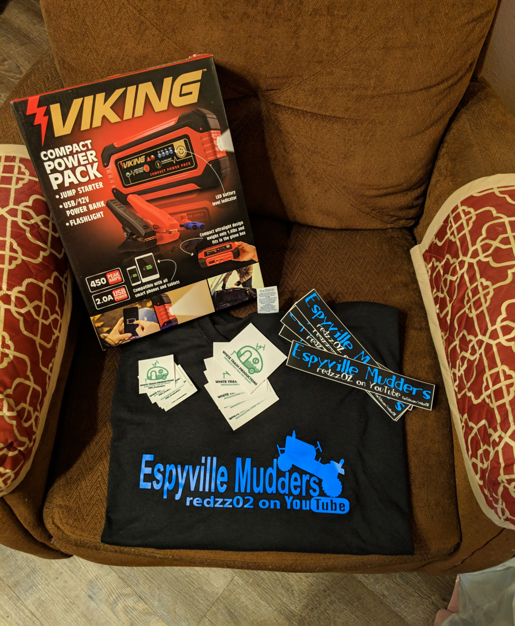 3rd Place 2018 Build-Off Loot Img_2016