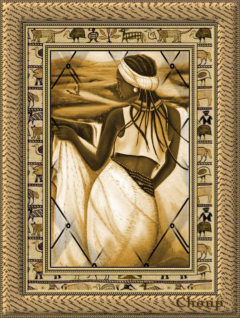Cours PSP-35-La belle africaine - Page 4 Afriqu10