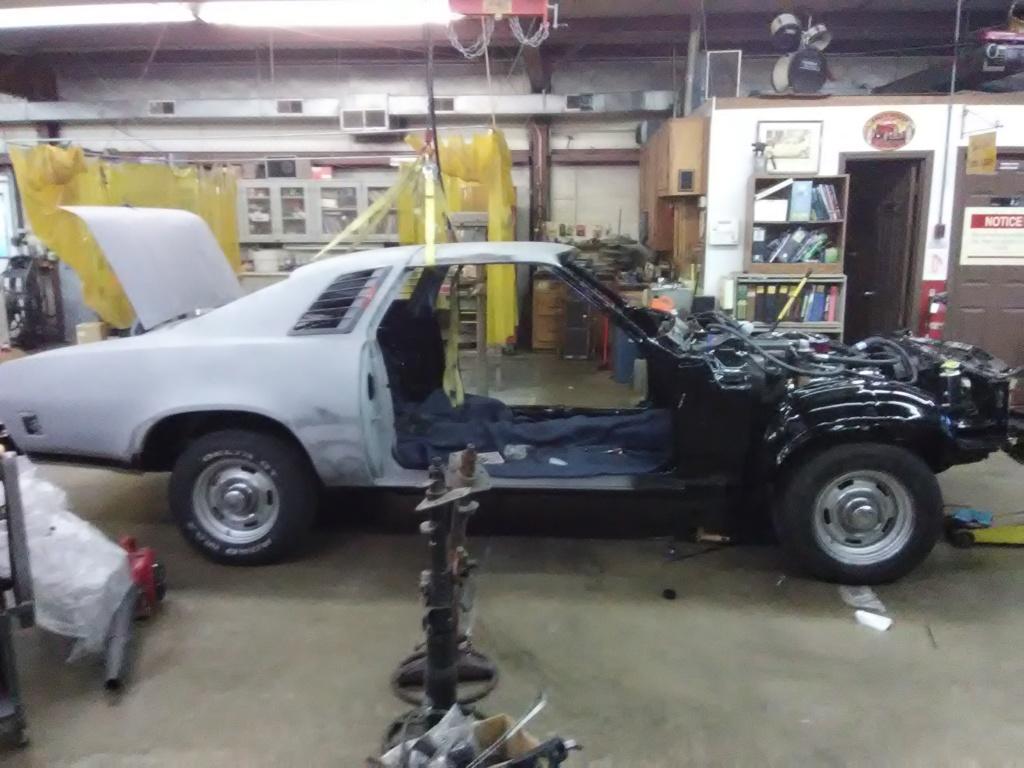 1975 S-3 Frame Off Restoration Img_2010