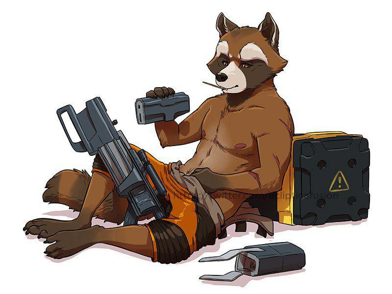 Gadget Raccoon, Constelación de la Familia Img_2011