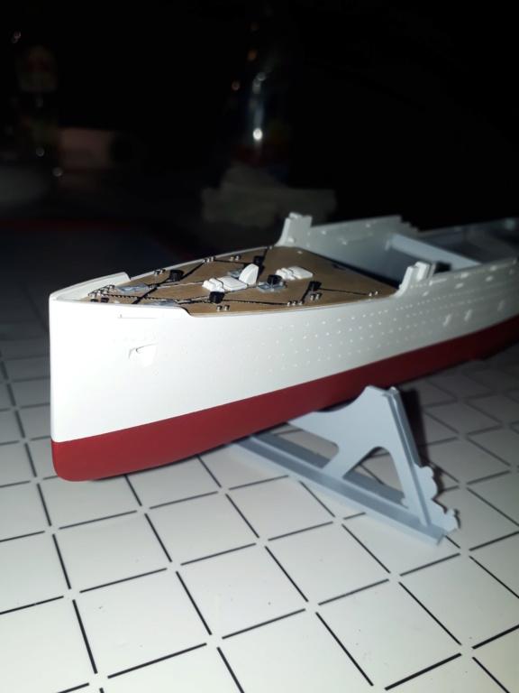 RMS Mauretania 1/600 Airfix 20190113