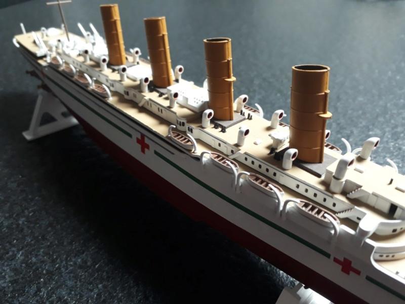 RMS Mauretania 1/600 Airfix - Page 2 Thumbn20