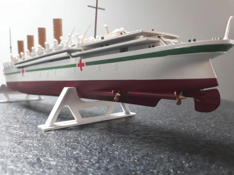 RMS Mauretania 1/600 Airfix - Page 2 Thumbn22