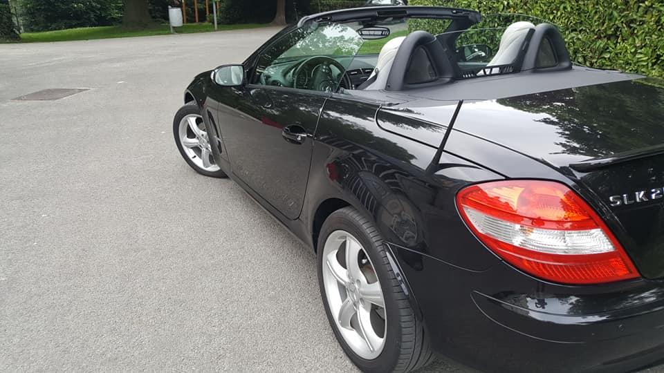 Mercedes slk 200 k 34642210