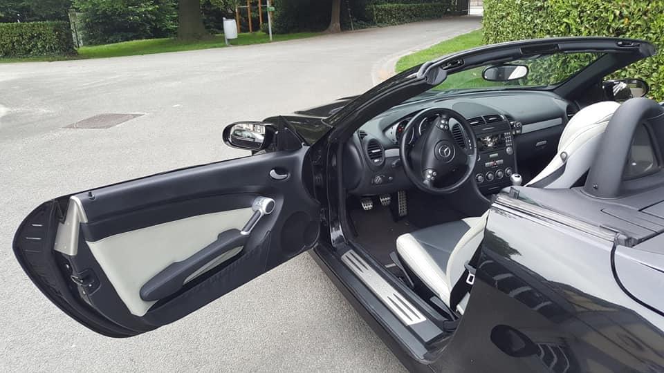Mercedes slk 200 k 34712610