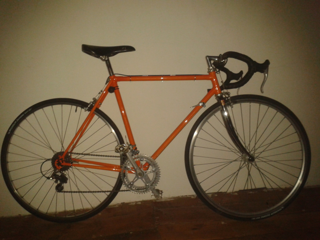 Gitane 1977 Orange 2019-010