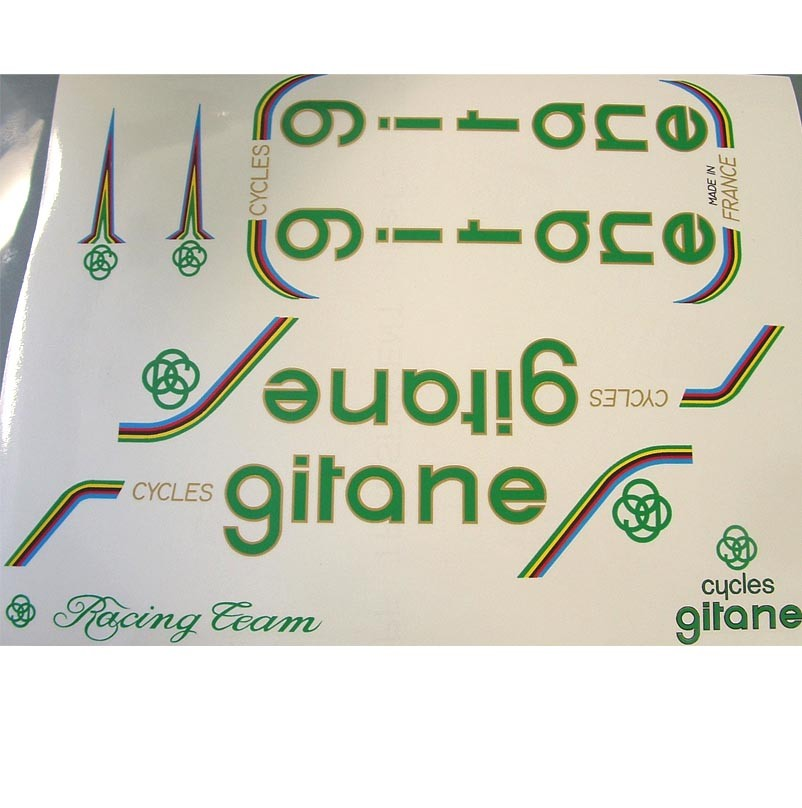 Gitane 1977 Orange Gitane10