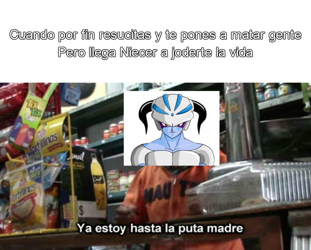 ¡Memes de Dragon Ball Rol! 54102611