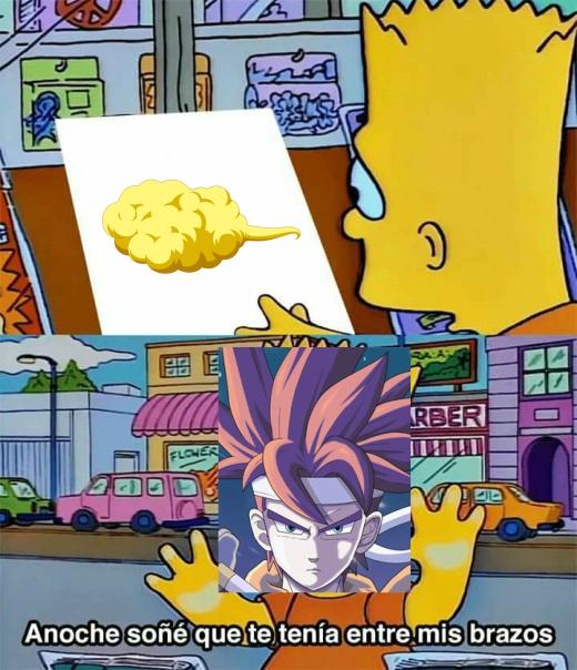 ¡Memes de Dragon Ball Rol! Hpmj6k10