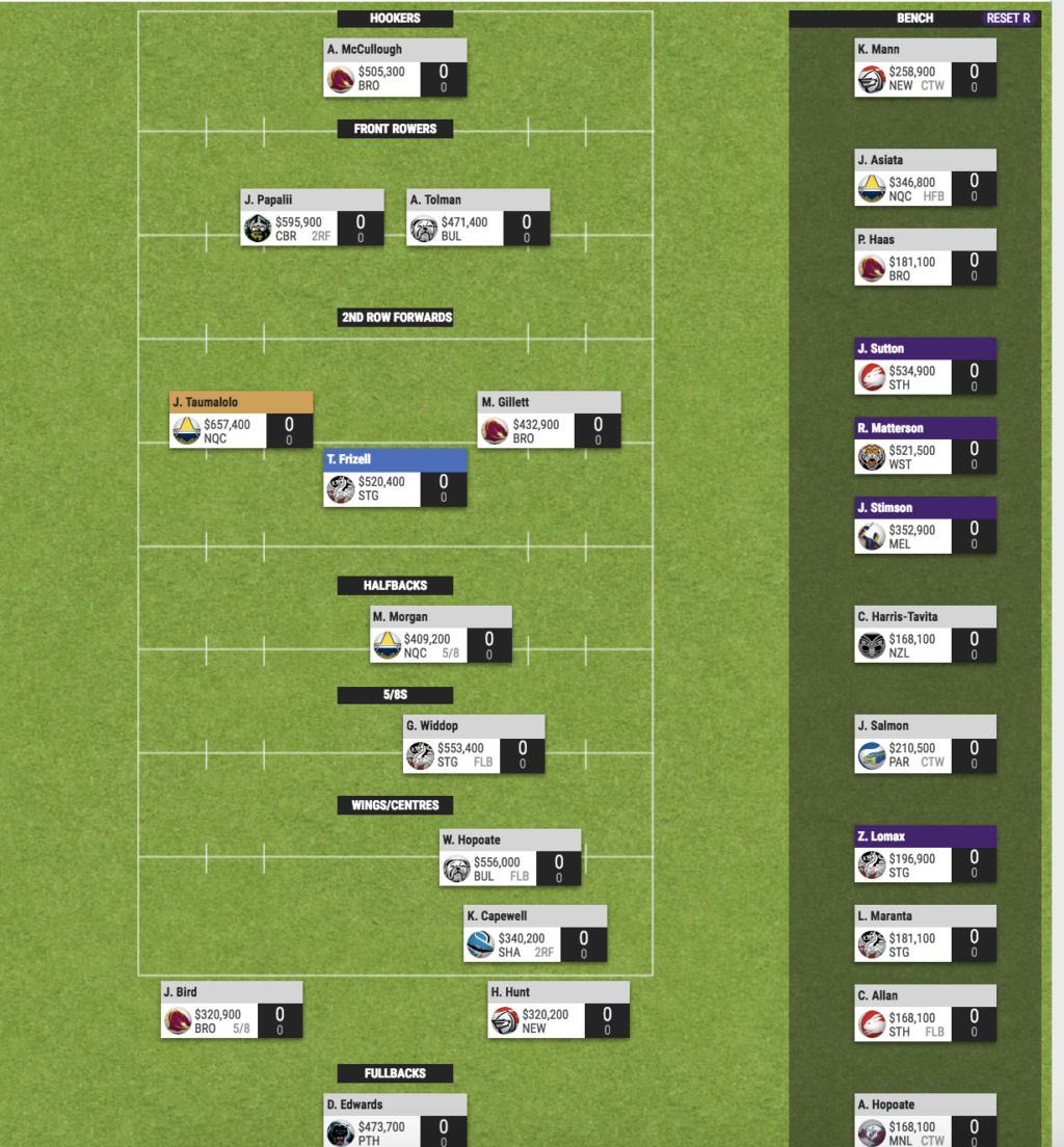 2019 NRL Supercoach fantasy thread part 1 Screen10