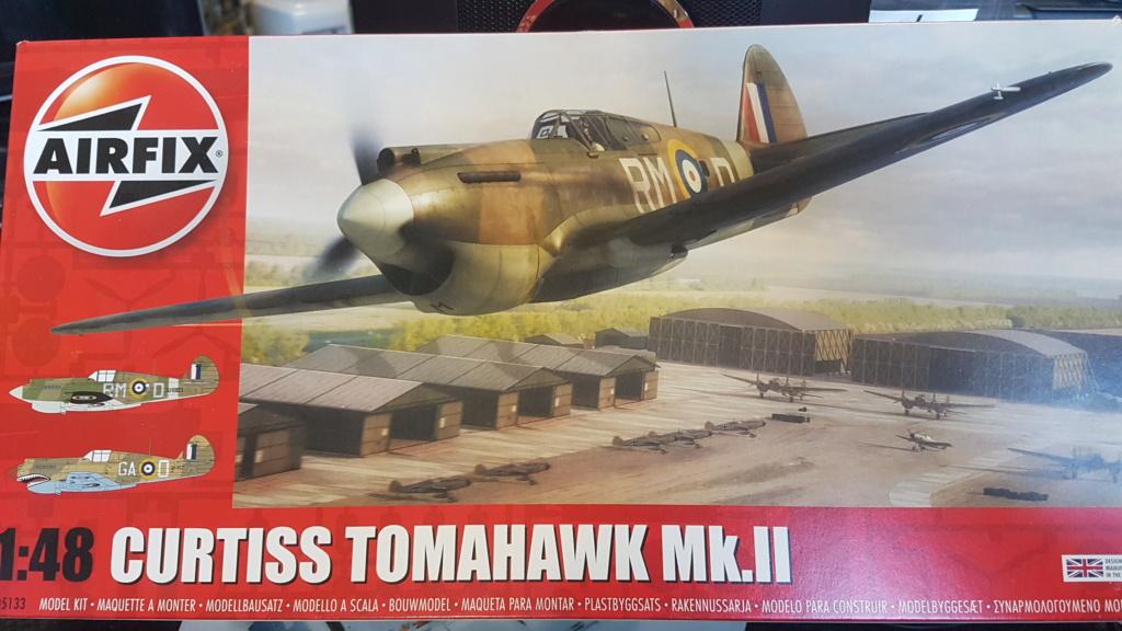 Curtiss tomahawk 1/48 20200413