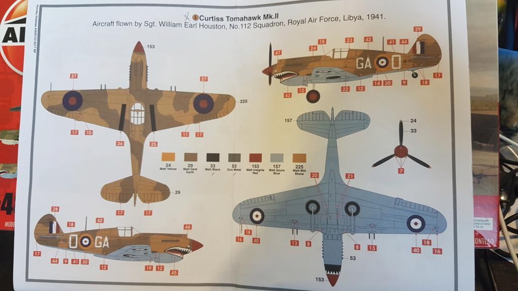 Curtiss tomahawk 1/48 20200414