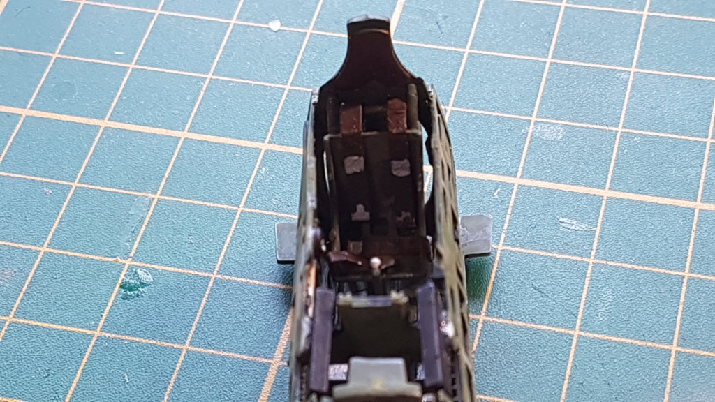 Curtiss tomahawk 1/48 20200424