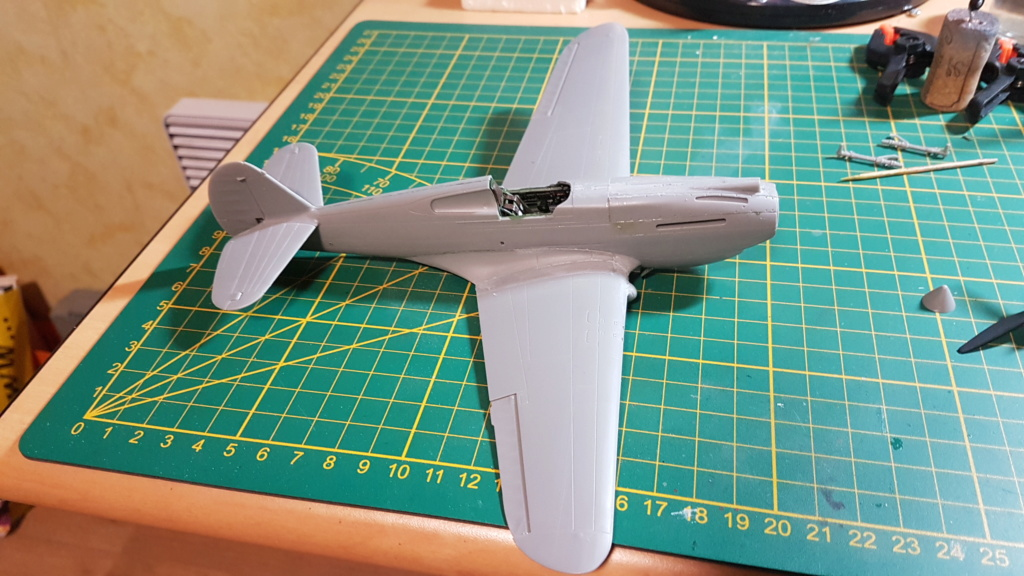 Curtiss tomahawk 1/48 20200427