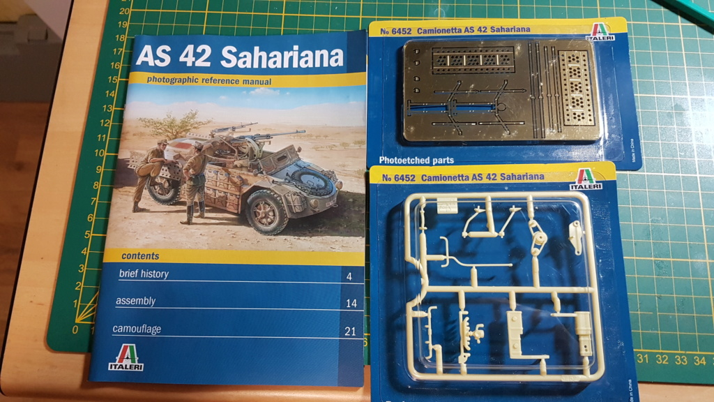 AS 42 Sahariana italeri 1/35 (terminée) 20200445