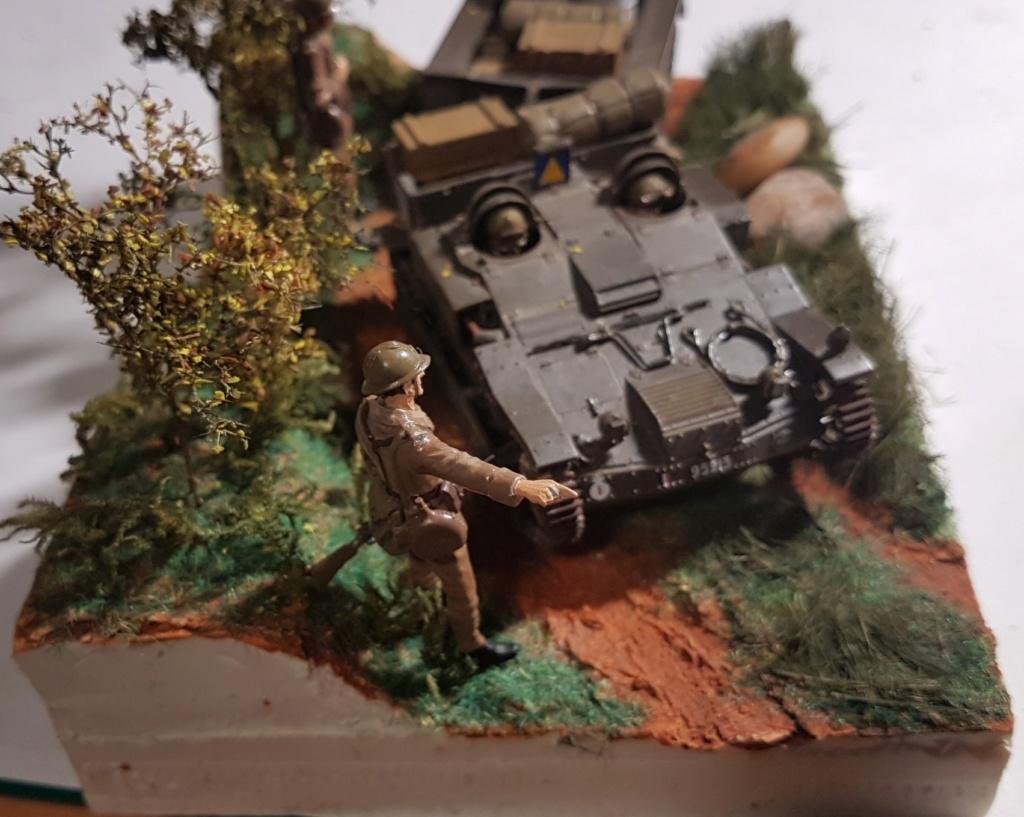 Tankette Renault UE [Tamiya 1/35] (terminée) - Page 3 20200626