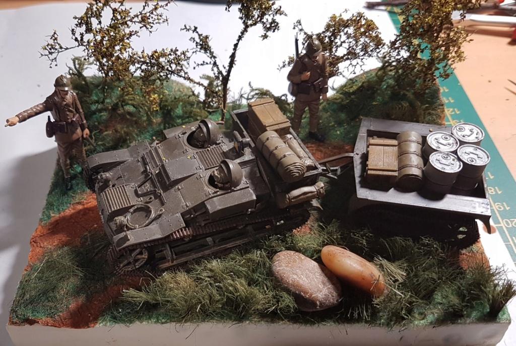 Tankette Renault UE [Tamiya 1/35] (terminée) - Page 3 20200628