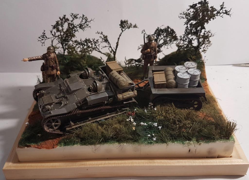 Tankette Renault UE [Tamiya 1/35] (terminée) - Page 4 20200641