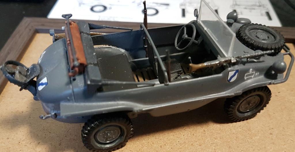 Schwimmwagen (italeri 1/35) 20201110