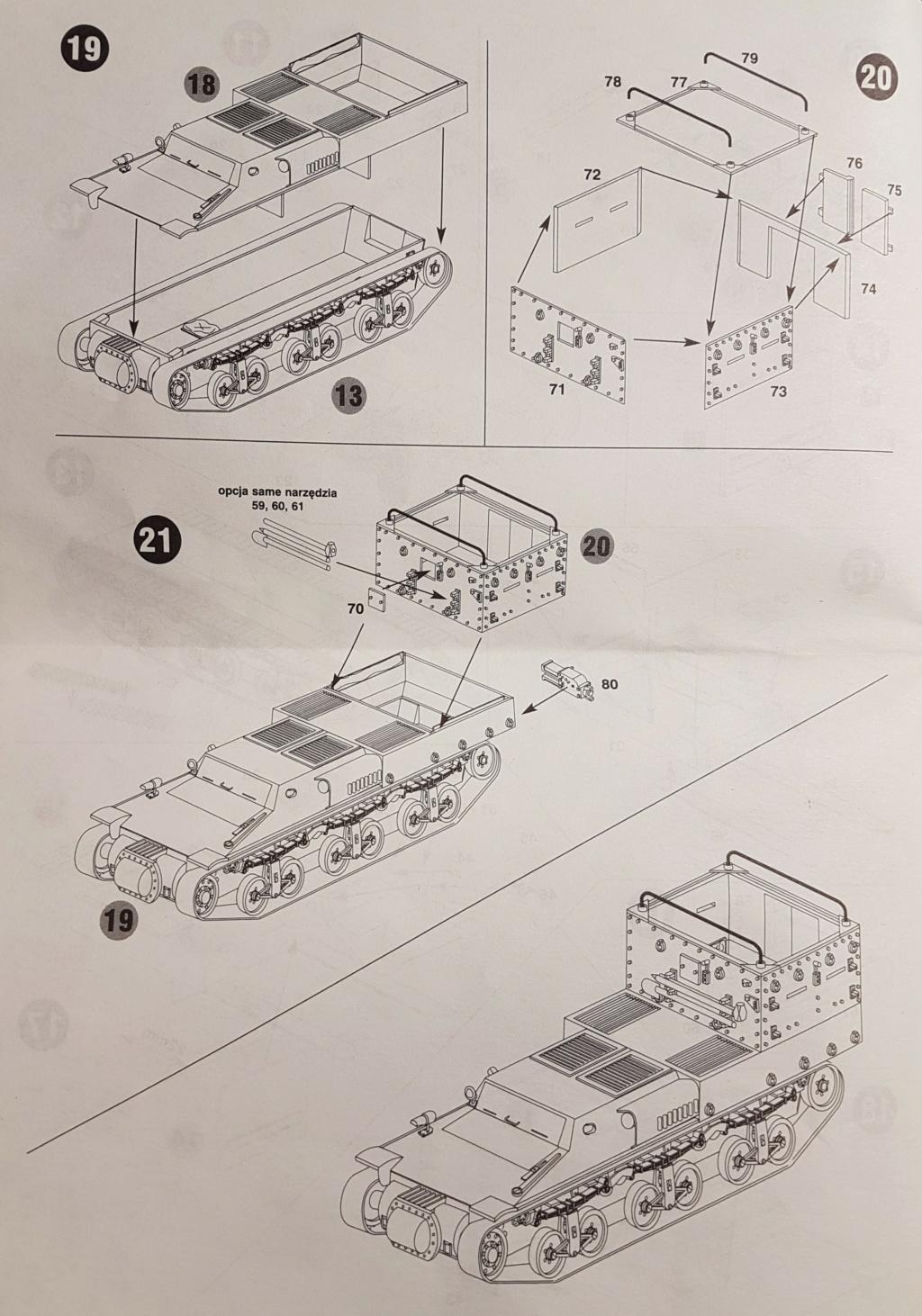 From the box - SD.KFz.135 Ambulans 'RPM au 1/35' monté en lorraine 38L *** Terminé en pg 3 20201216