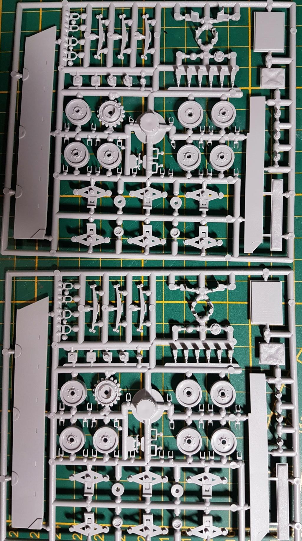 From the box - SD.KFz.135 Ambulans 'RPM au 1/35' monté en lorraine 38L *** Terminé en pg 3 20201220
