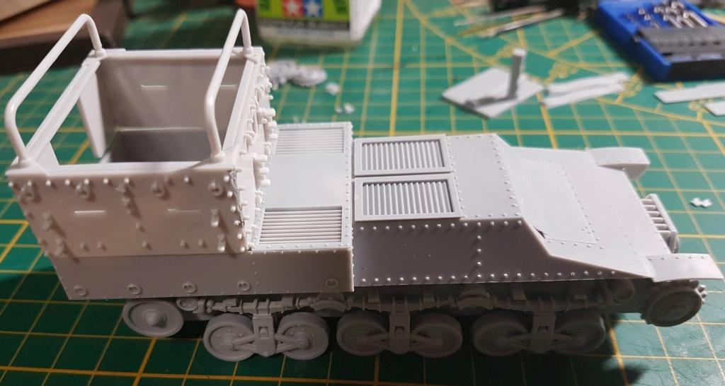 From the box - SD.KFz.135 Ambulans 'RPM au 1/35' monté en lorraine 38L *** Terminé en pg 3 - Page 2 20201232