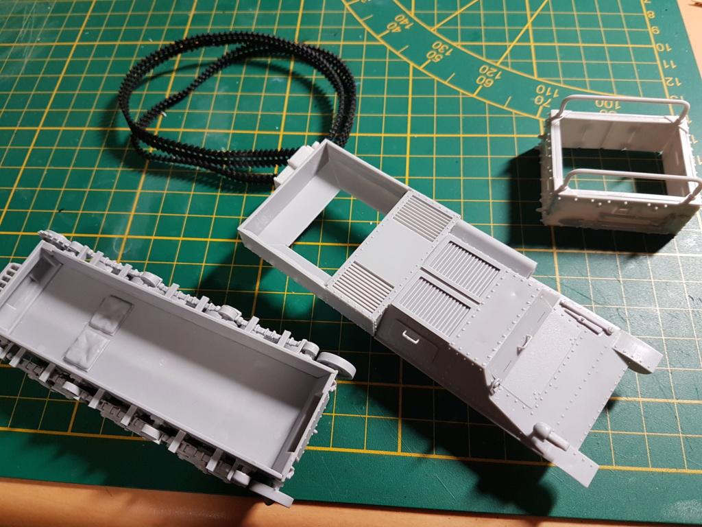 From the box - SD.KFz.135 Ambulans 'RPM au 1/35' monté en lorraine 38L *** Terminé en pg 3 - Page 2 20201235