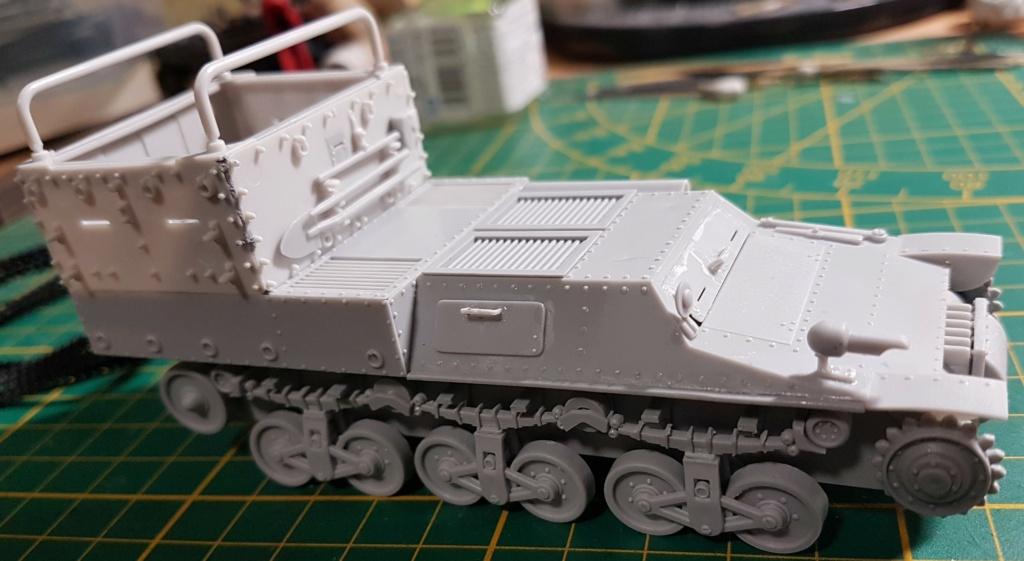 From the box - SD.KFz.135 Ambulans 'RPM au 1/35' monté en lorraine 38L *** Terminé en pg 3 - Page 2 20201238