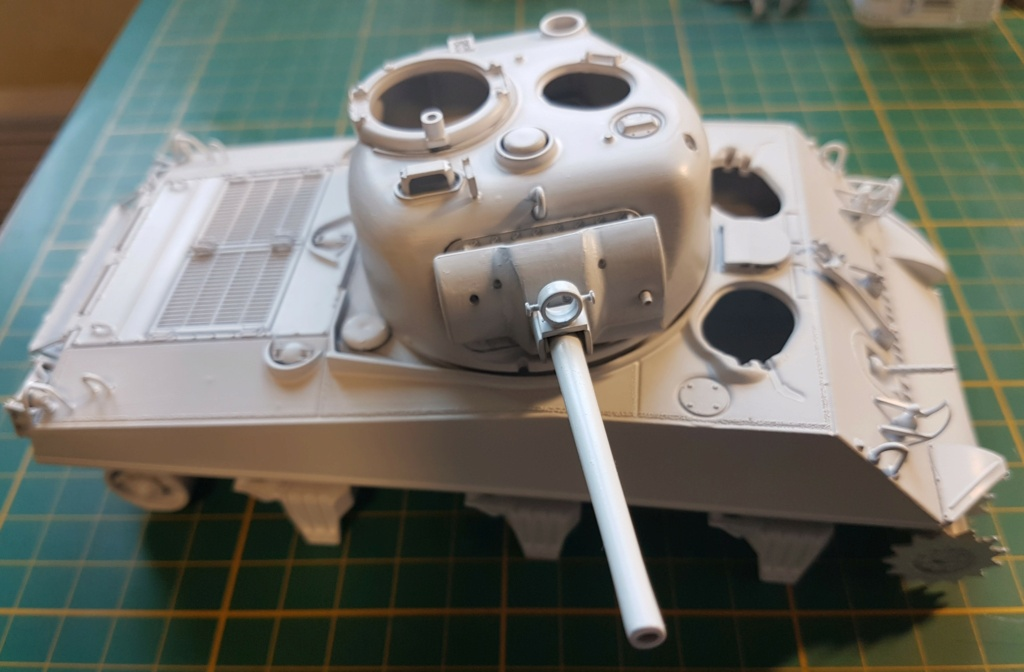 """Fil rouge 2021 * Sherman """"calliope"""" Revell 1/35 *** Terminé en pg 11 - Page 3 20210143"""