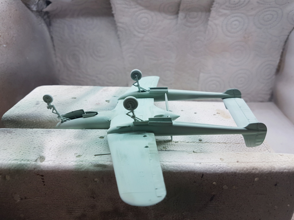 SAAB J-21 A  Heller 1/72 from the box - Page 2 20210615