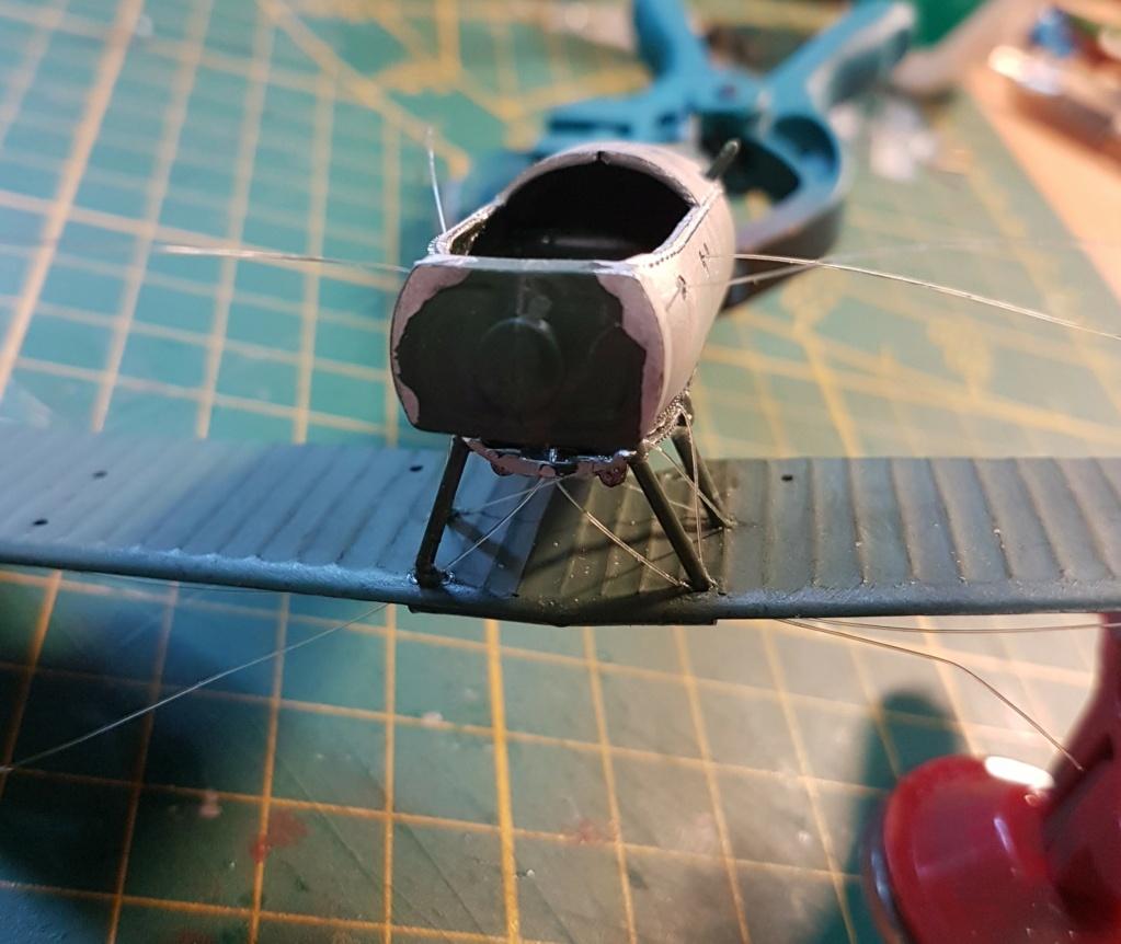 Fil rouge 2021 * Morane Saulnier MS 225 (Heller 1/72) - Page 3 20210664