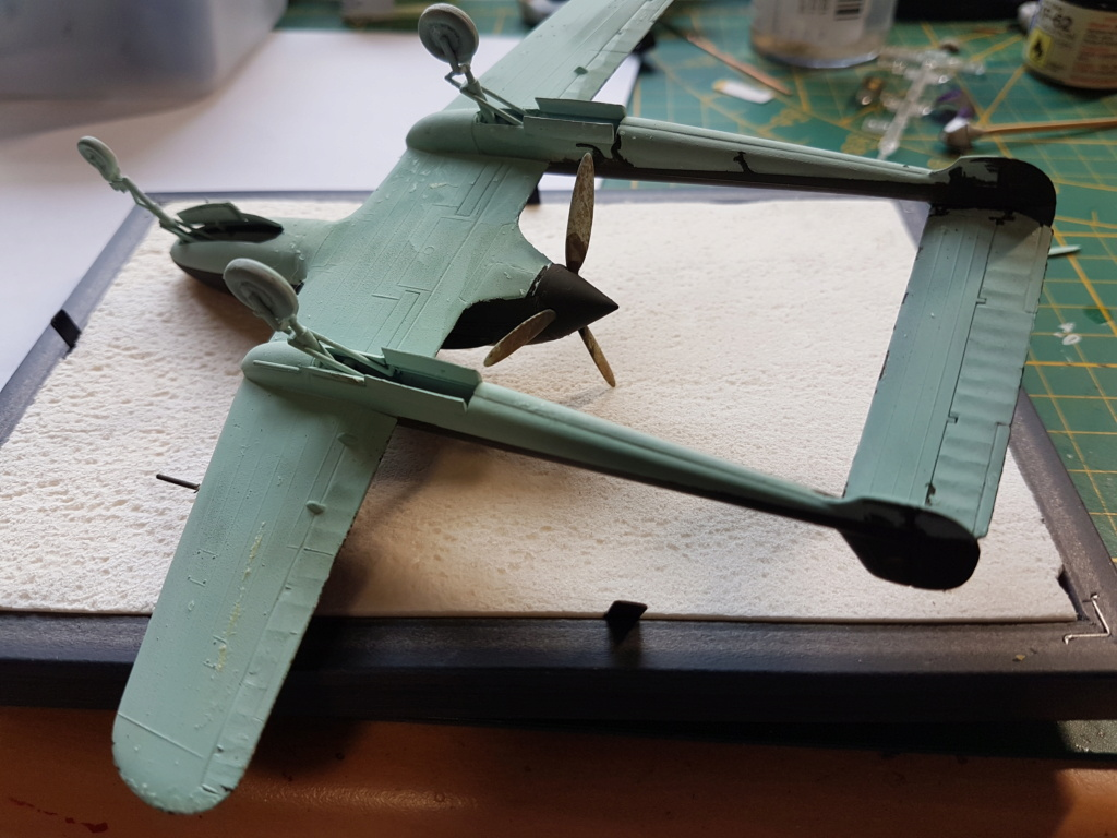SAAB J-21 A  Heller 1/72 from the box - Page 2 20210685