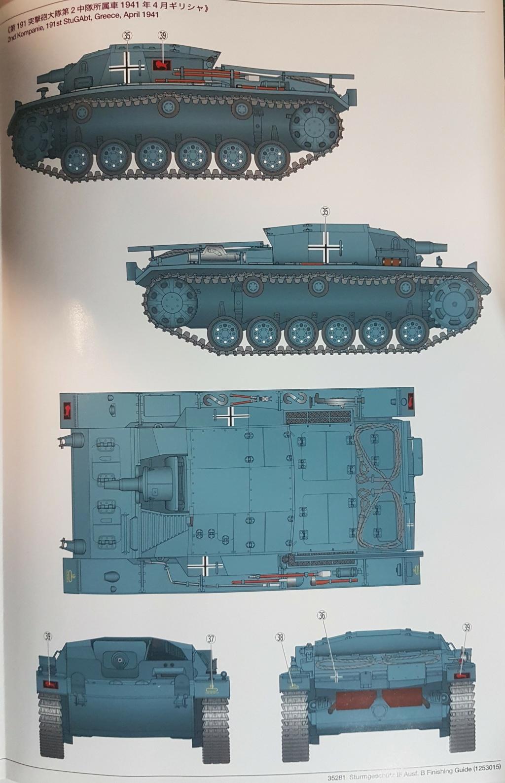From the box - stug III Ausf.B tamiya 1/35 20210934