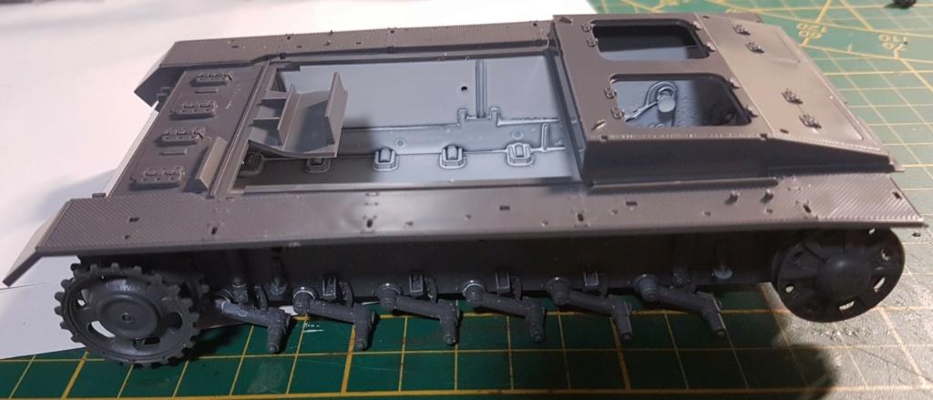 From the box - stug III Ausf.B tamiya 1/35 20210945