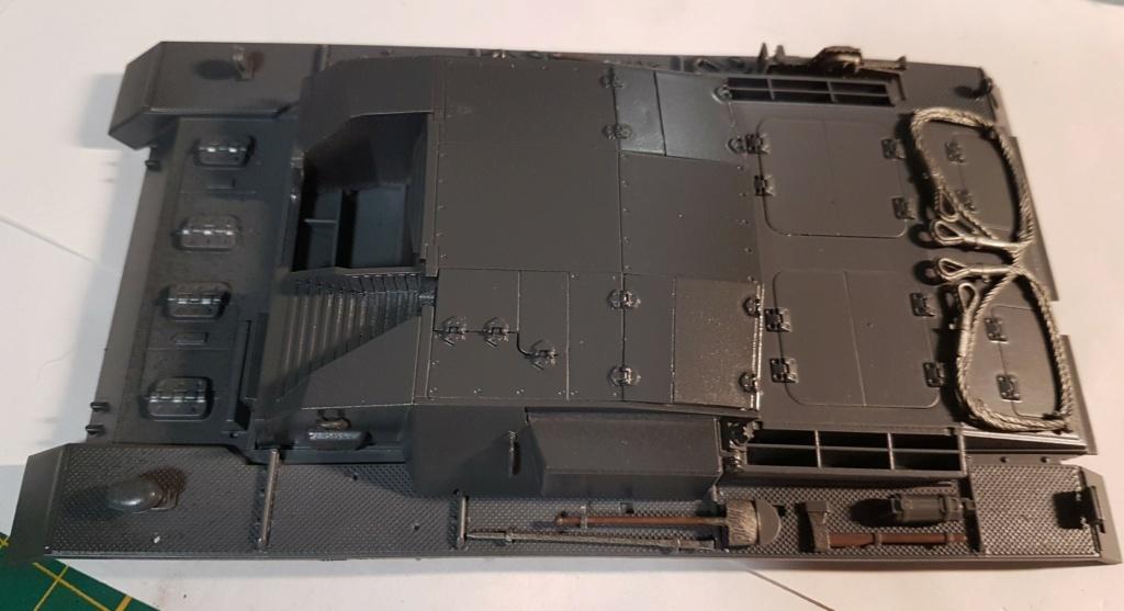From the box - stug III Ausf.B tamiya 1/35 - Page 2 20210961