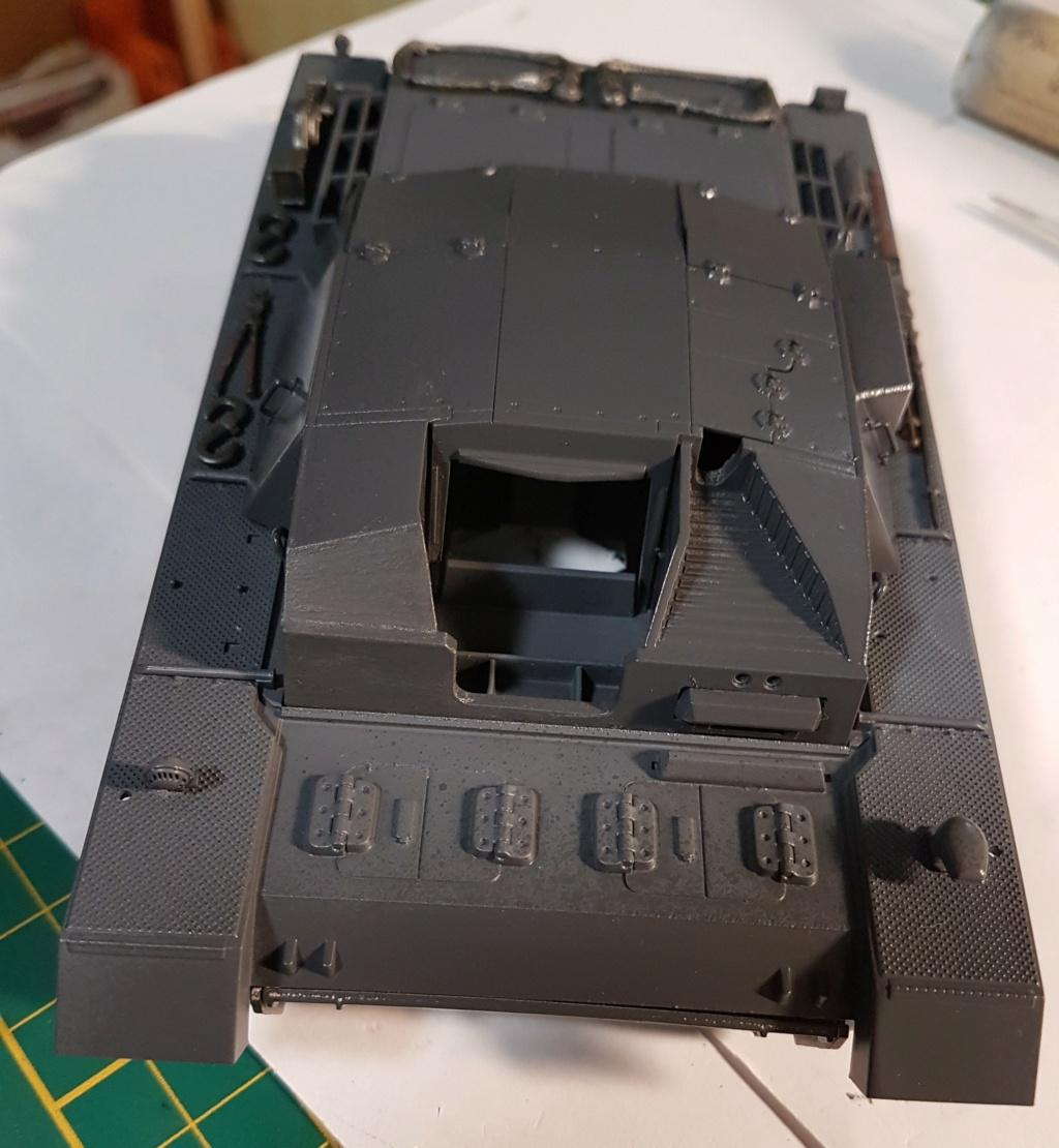 From the box - stug III Ausf.B tamiya 1/35 - Page 2 20210964