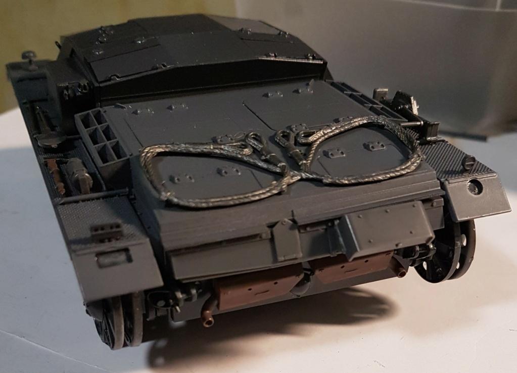 From the box - stug III Ausf.B tamiya 1/35 - Page 2 20210966