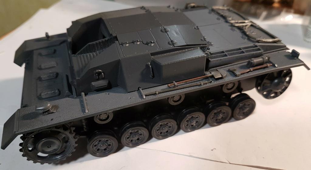 From the box - stug III Ausf.B tamiya 1/35 - Page 2 20210967