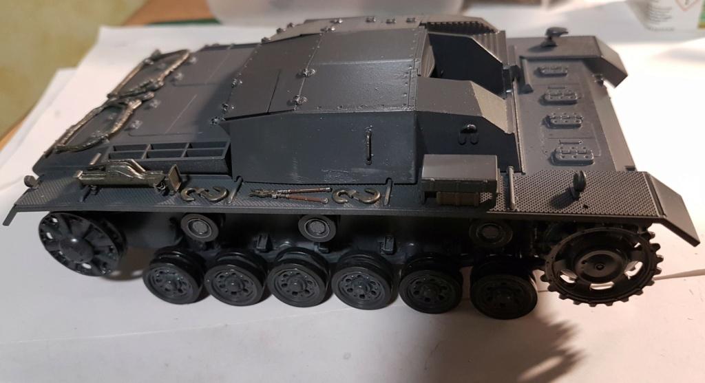 From the box - stug III Ausf.B tamiya 1/35 - Page 2 20210968
