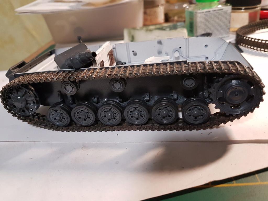 From the box - stug III Ausf.B tamiya 1/35 - Page 3 20210970