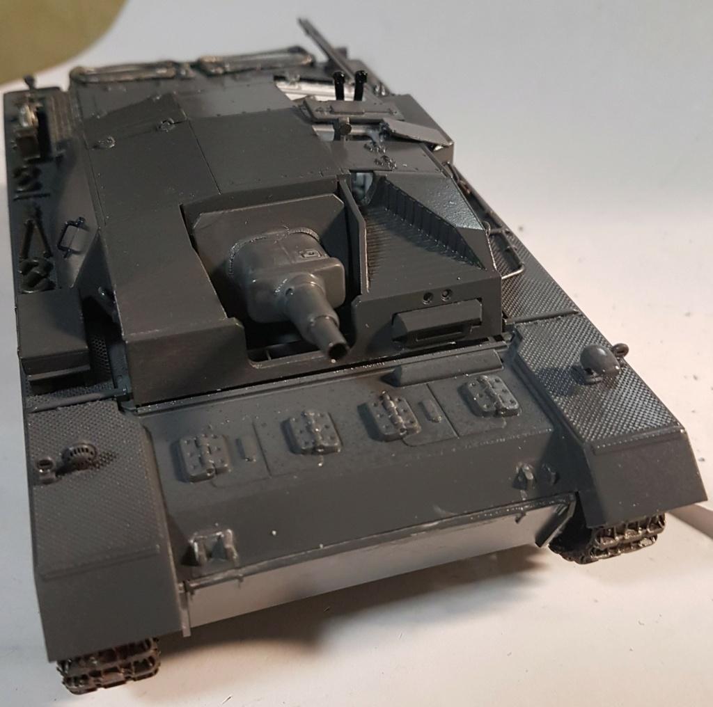 From the box - stug III Ausf.B tamiya 1/35 - Page 3 20210972