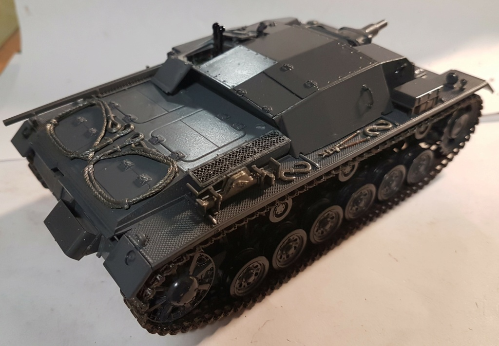From the box - stug III Ausf.B tamiya 1/35 - Page 3 20210973