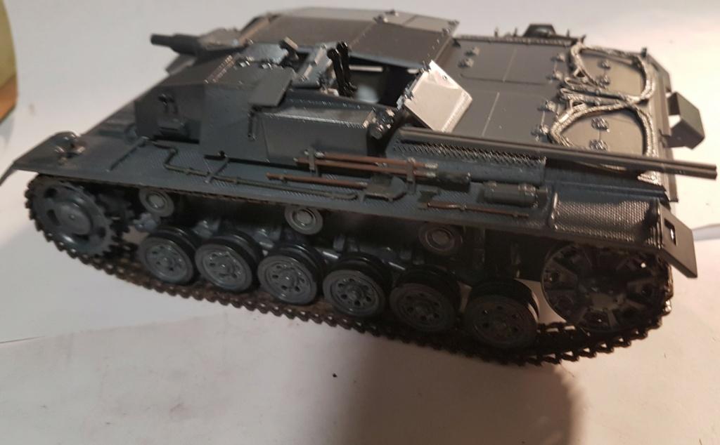 From the box - stug III Ausf.B tamiya 1/35 - Page 3 20210974
