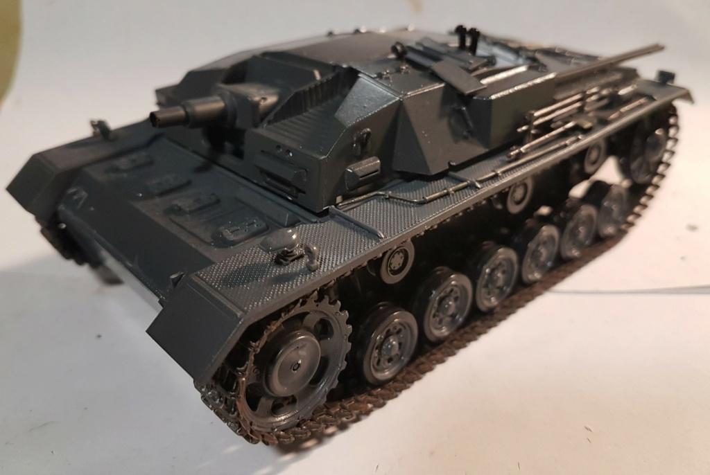 From the box - stug III Ausf.B tamiya 1/35 - Page 3 20210975