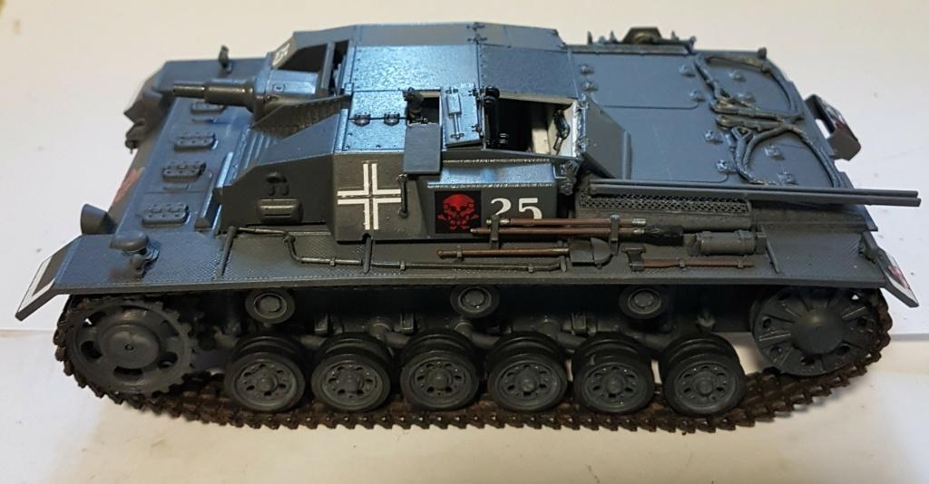 From the box - stug III Ausf.B tamiya 1/35 - Page 4 20210978