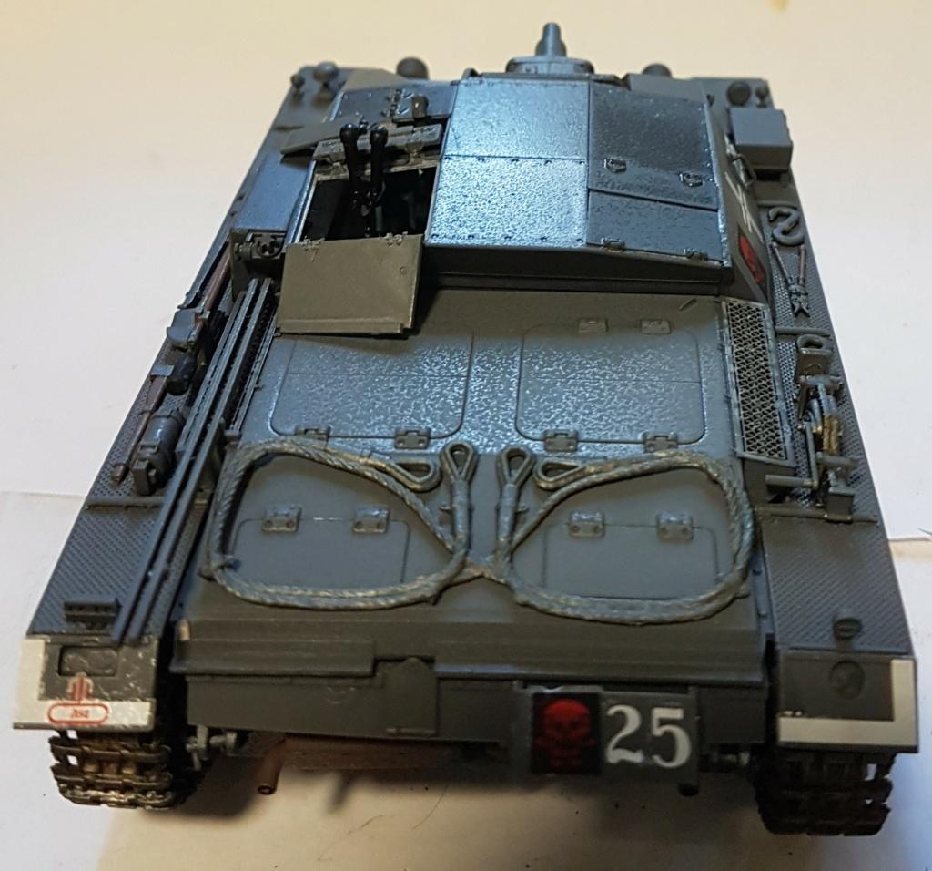 From the box - stug III Ausf.B tamiya 1/35 - Page 4 20210980