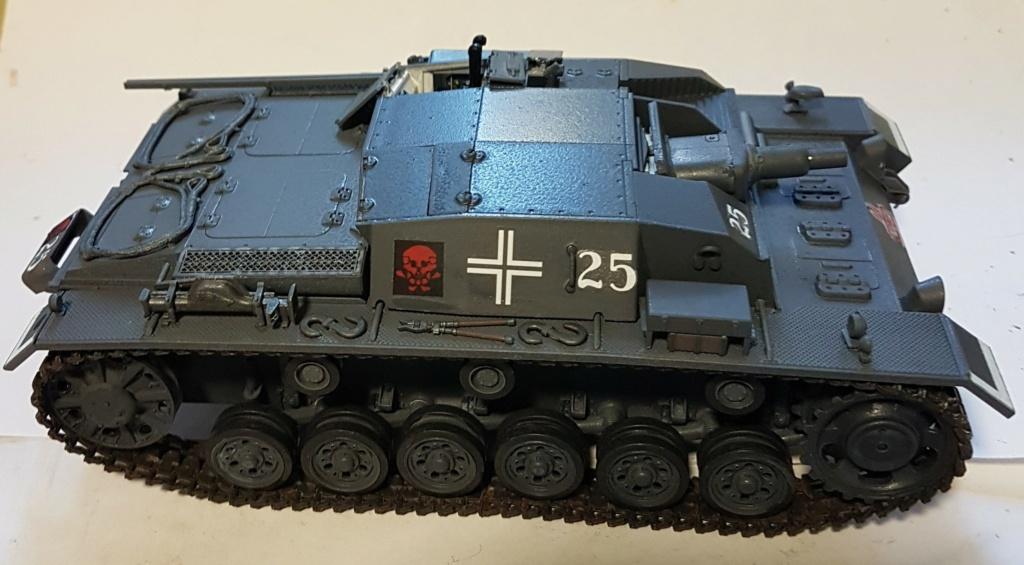 From the box - stug III Ausf.B tamiya 1/35 - Page 4 20210981