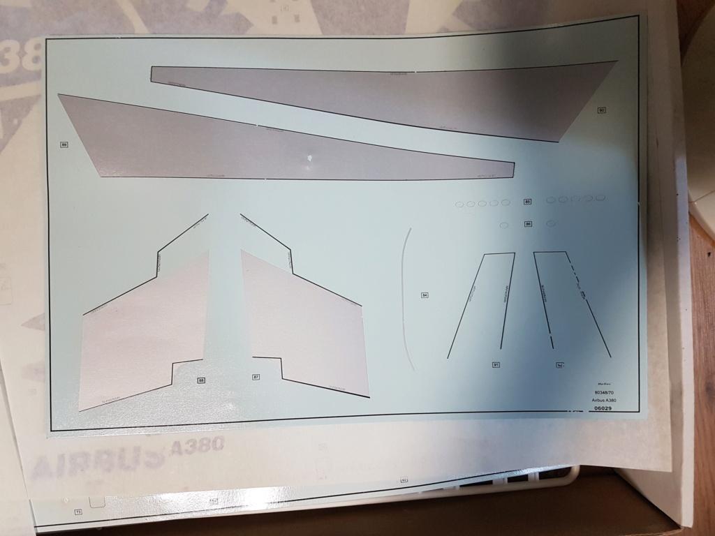 Airbus A380 Heller 1/125 20211035