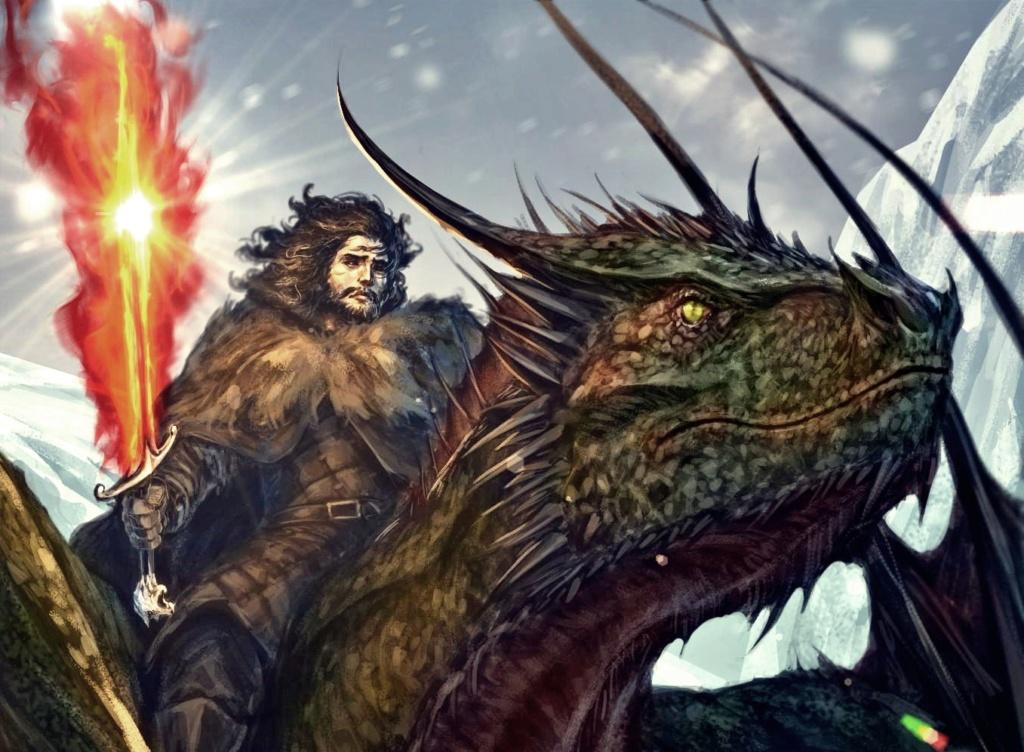 A mais difíceis batalhas, rendem as melhores histórias! - Fogo e Sangue Azor_a10