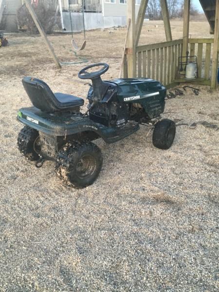 98 craftsman lt1000 Mudder/trail rider - Page 4 34484710